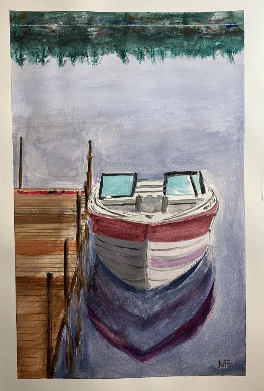 Bevs Boat