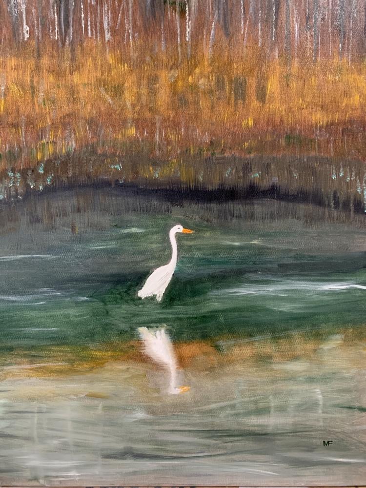 Gateway Egret
