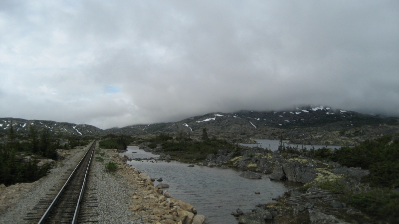 Yukon Train Track