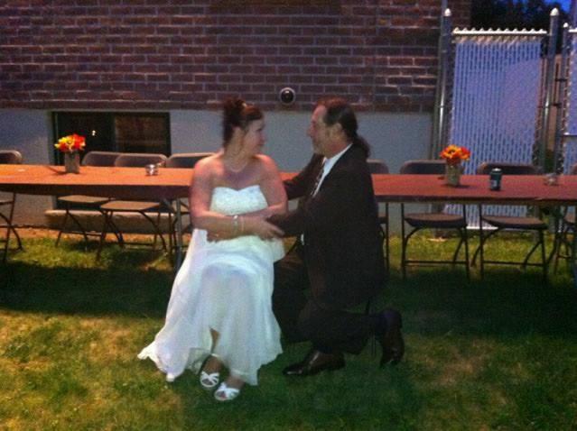 Stu and Nora Wedding